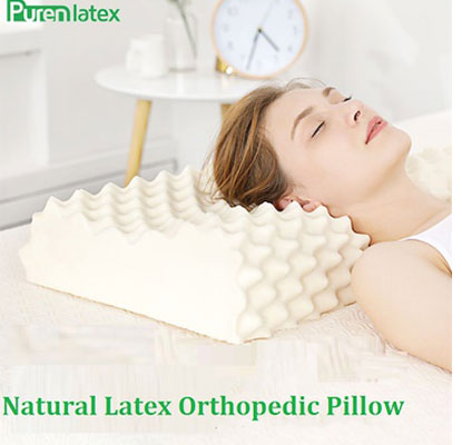 New Arrival: Natural Latex Pillow