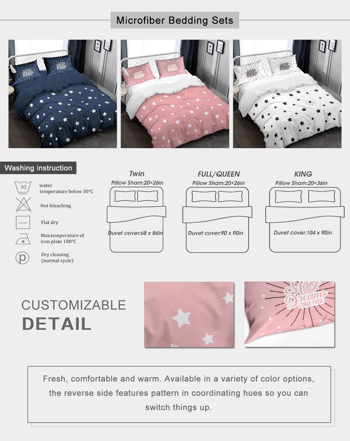 Microfiber Bedding Sets