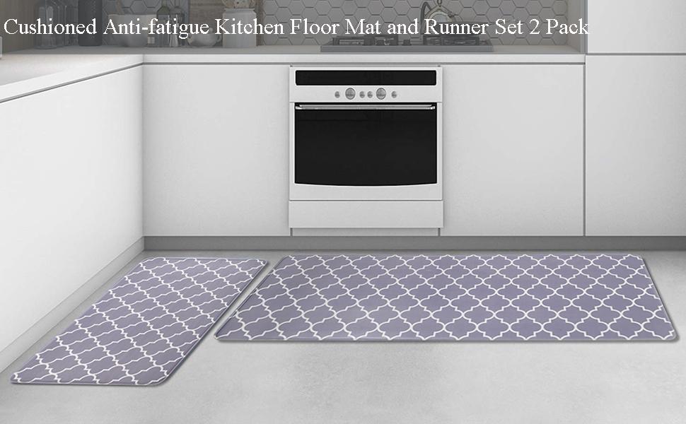 NEW ARRIVAL: PVC Kitchen Mat Set