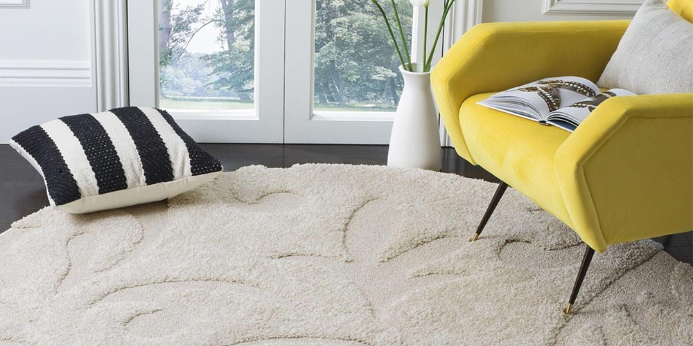Fluffy Indoor Area Rugs to Last the Winter