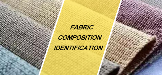 Fabric composition identification