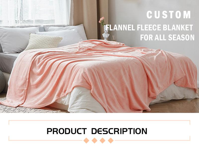 Premium Flannel Blanket