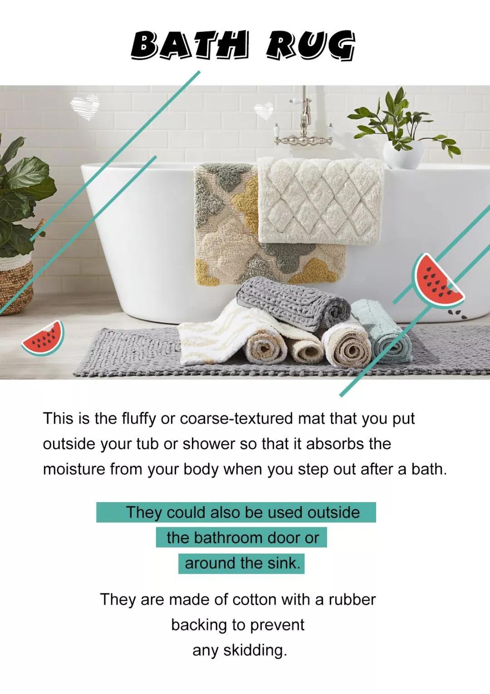 How To Wash A Bath Mat (1)?