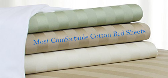 Most Comfortable Cotton Bed Sheets