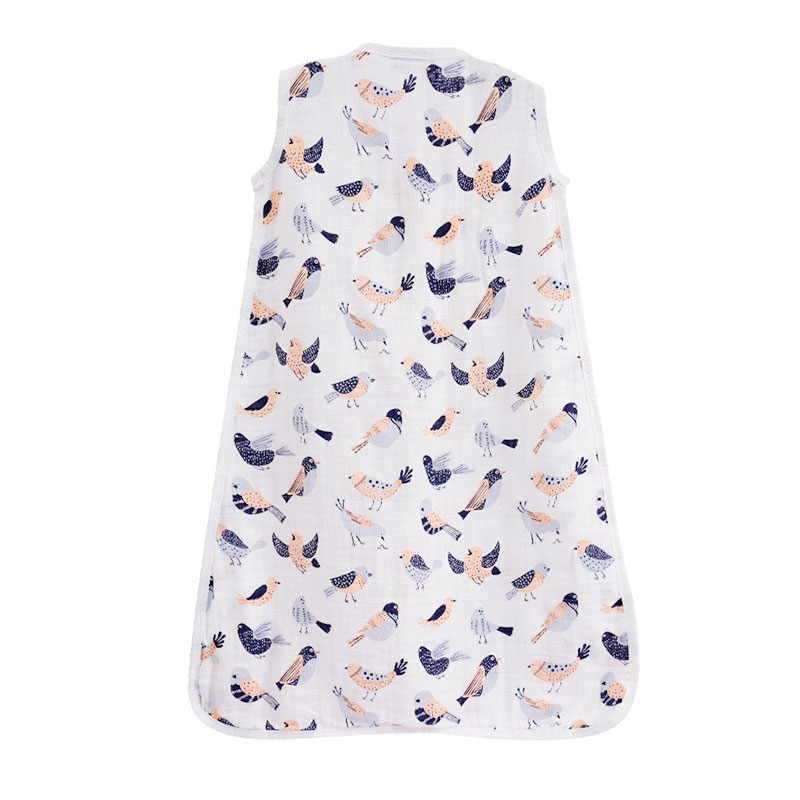 Summer Muslin Bamboo Sleeping Bag