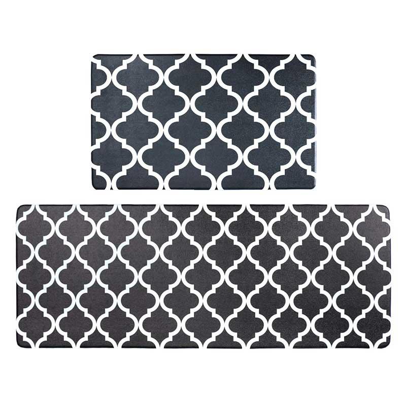 PVC Kitchen Mat Set