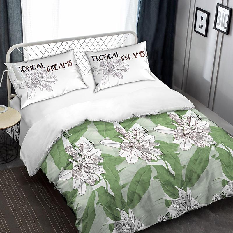 Printed Comforter Set