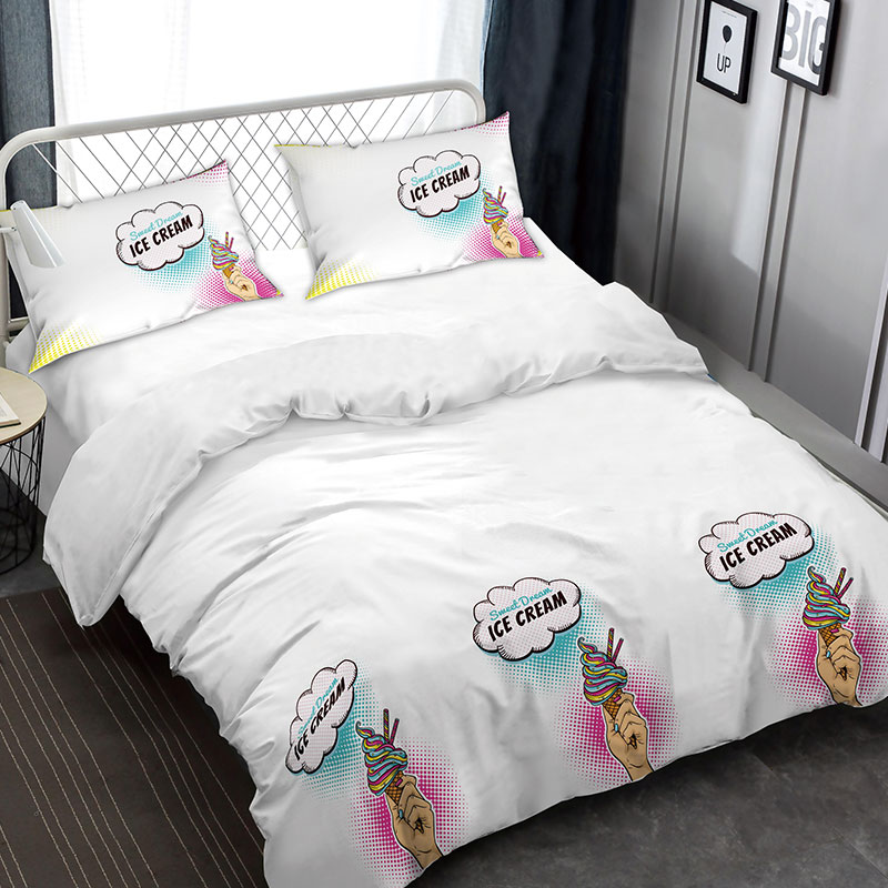 Printed Comforter Bedding Sets