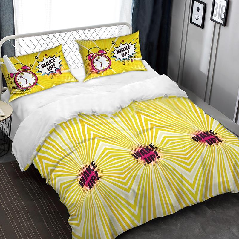 Printed Comforter Bedding Sets