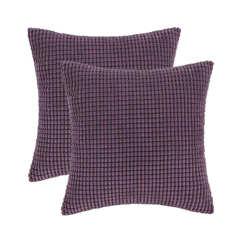 Corduroy Throw Pillow Covers