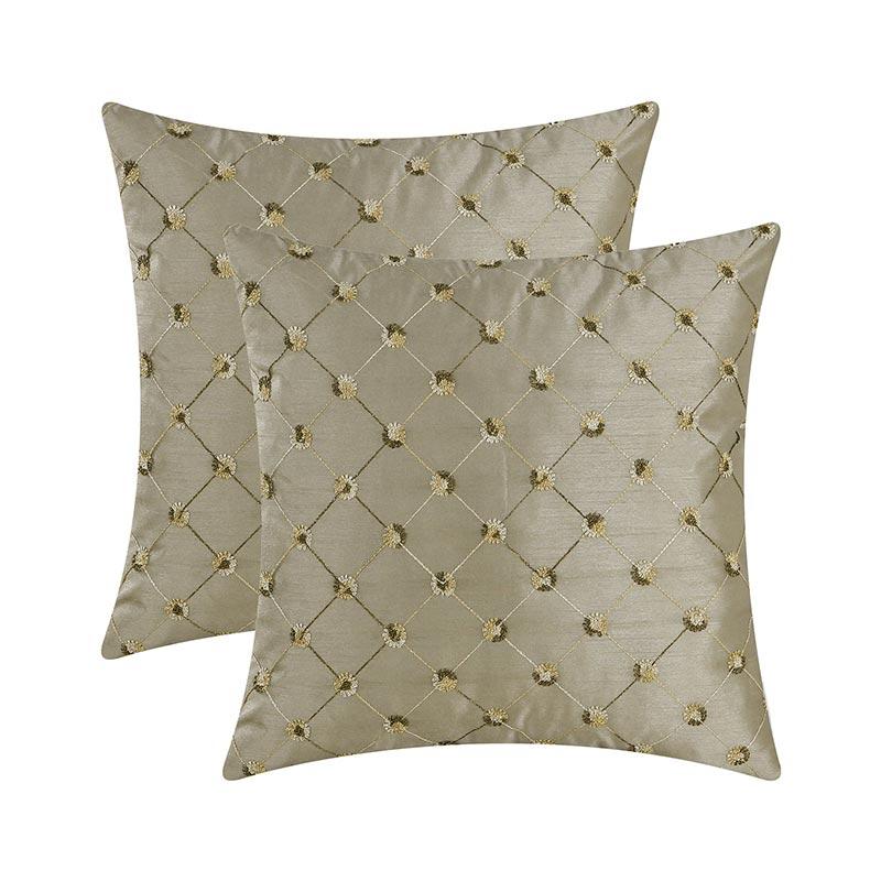 Silk Fabric Cushion Covers
