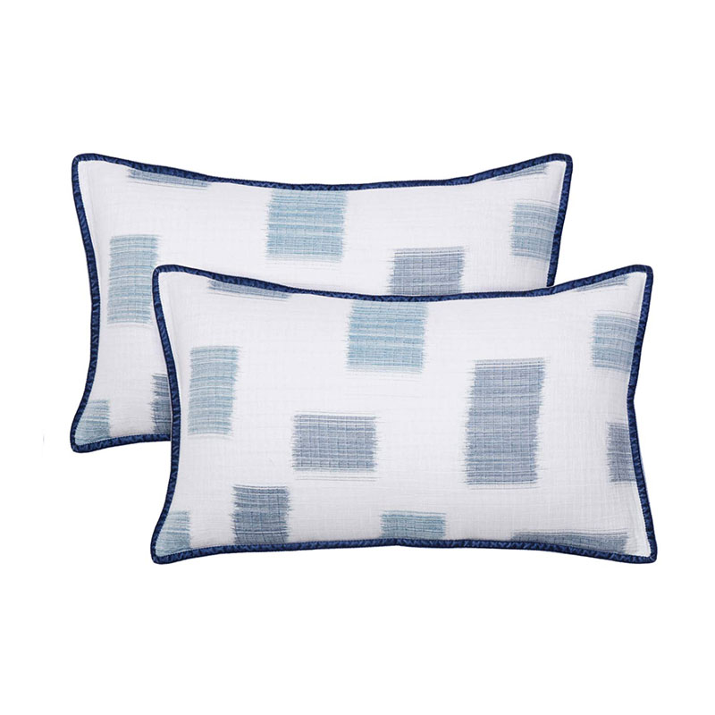 Rectangle Throw Pillow Cover