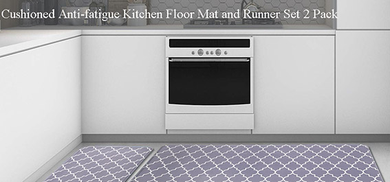 NEW ARRIVAL: PVC Kitchen Mat Set