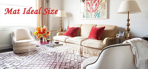 Mats & Rugs Size Guide