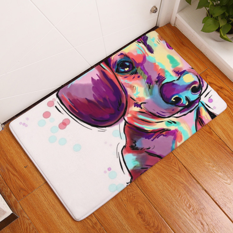 Printed Floor Door Mat