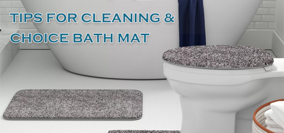 How To Wash A Bath Mat (1)?