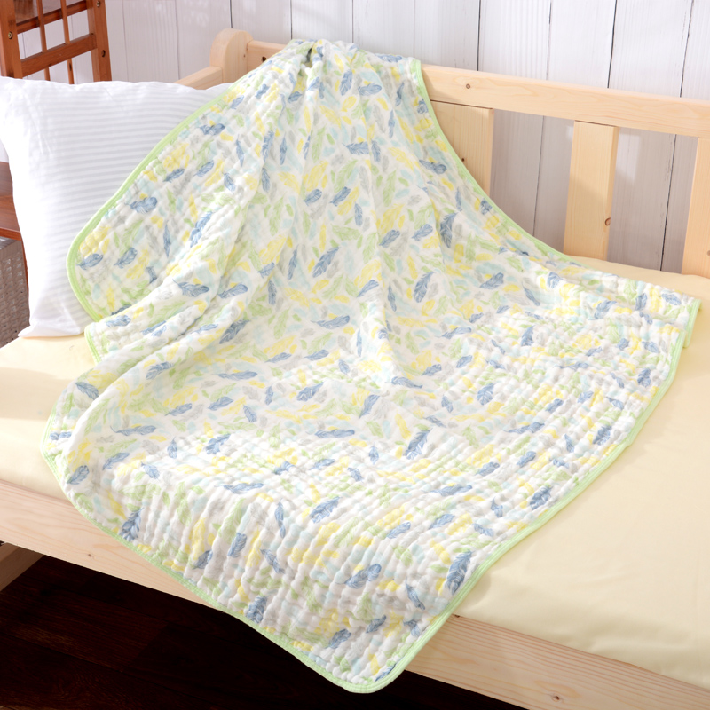 Soft Cotton Swaddle Baby Blanket